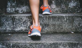 Tackle foot pain