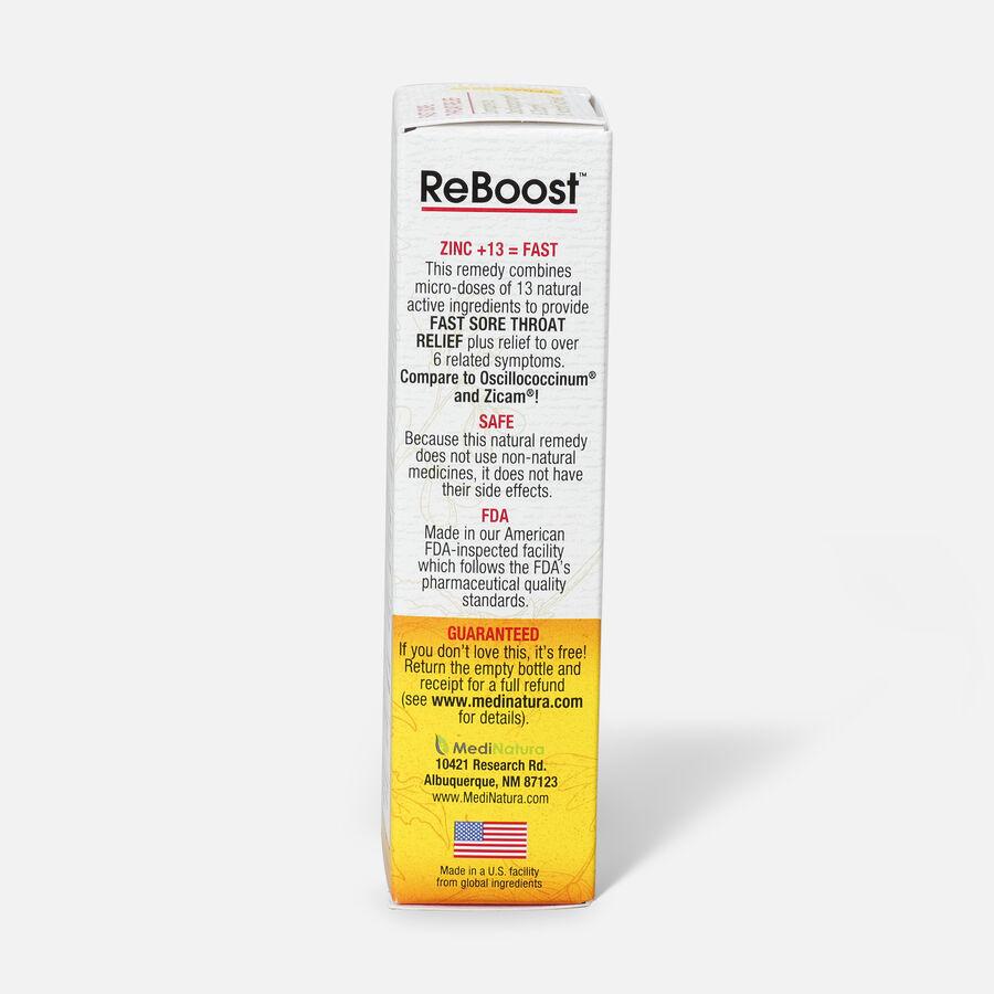 ReBoost Zinc +13 Sore Throat Spray, Cherry, , large image number 4