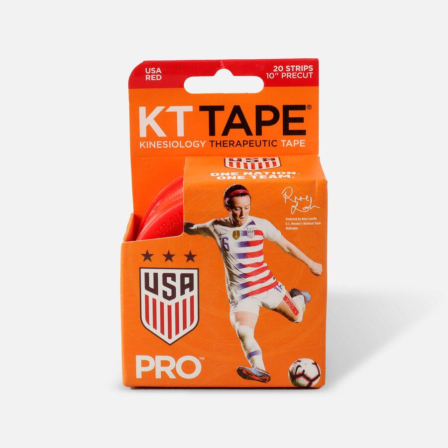 "KT Tape Pro, 20 2""x10"" strips, , large image number 2"