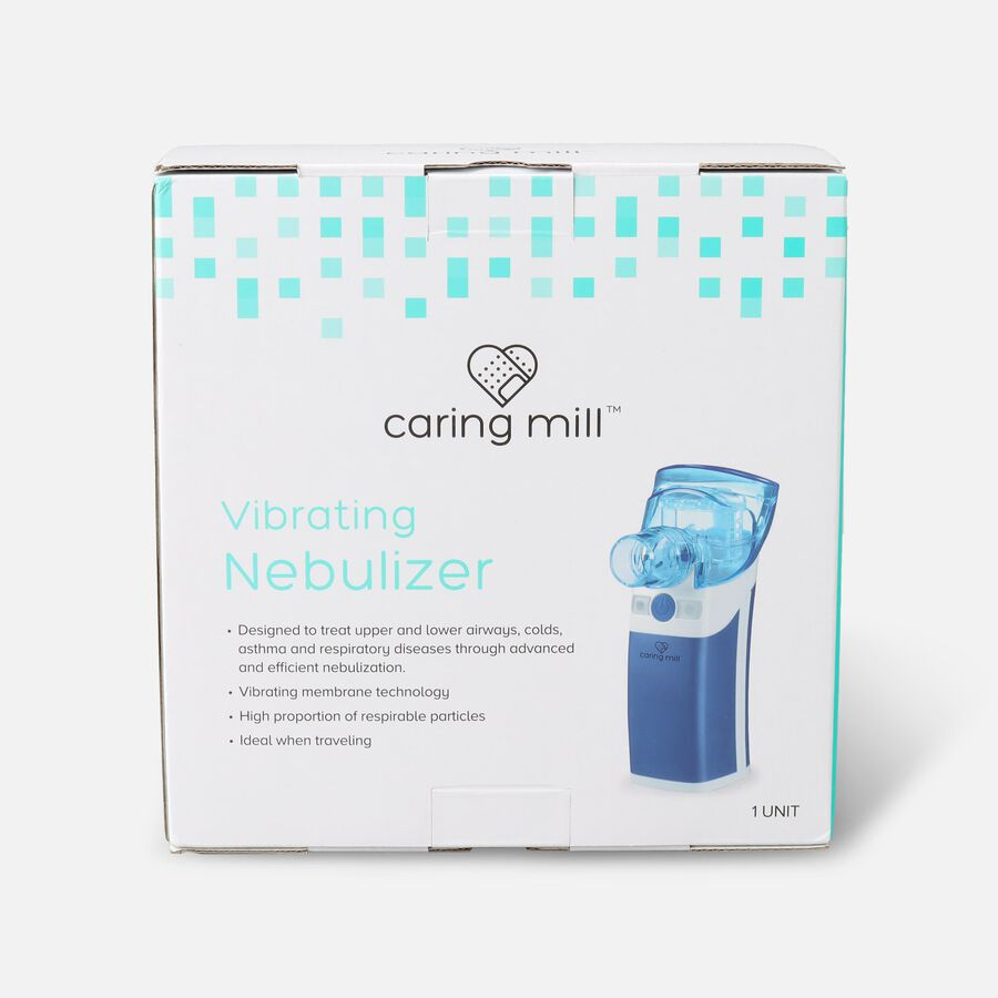Caring Mill™  Vibrating Nebulizer, , large image number 0