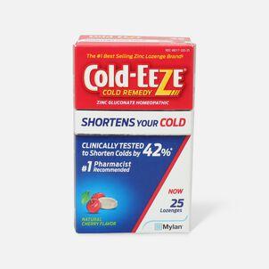 Cold-EEZE Natural Cherry Flavor Lozenge, 25 ct