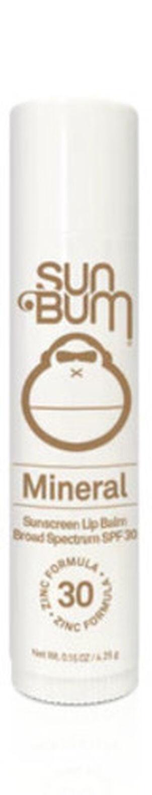 Sun Bum Mineral Lip Balm SPF 30, .15 oz