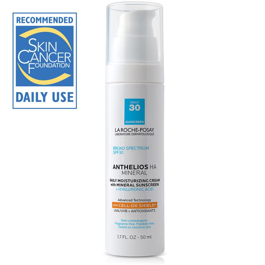 La Roche Posay Anthelios HA Mineral Sunscreen Moisturizer, SPF 30, 1.7 oz, , large image number 10