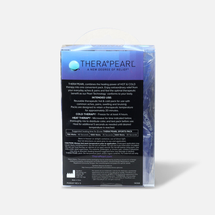 TheraPearl Sports Pack, 1 ea, , large image number 2
