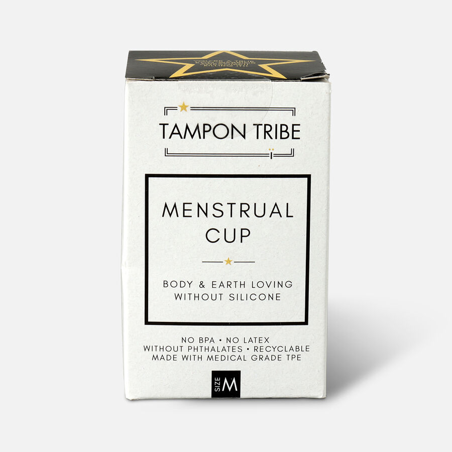 Tampon Tribe Silicone-free Menstrual Cup, , large image number 5
