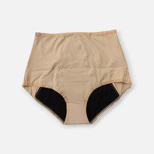 Dear Kate Period Underwear, Nellie Brief Full, Beige, XS