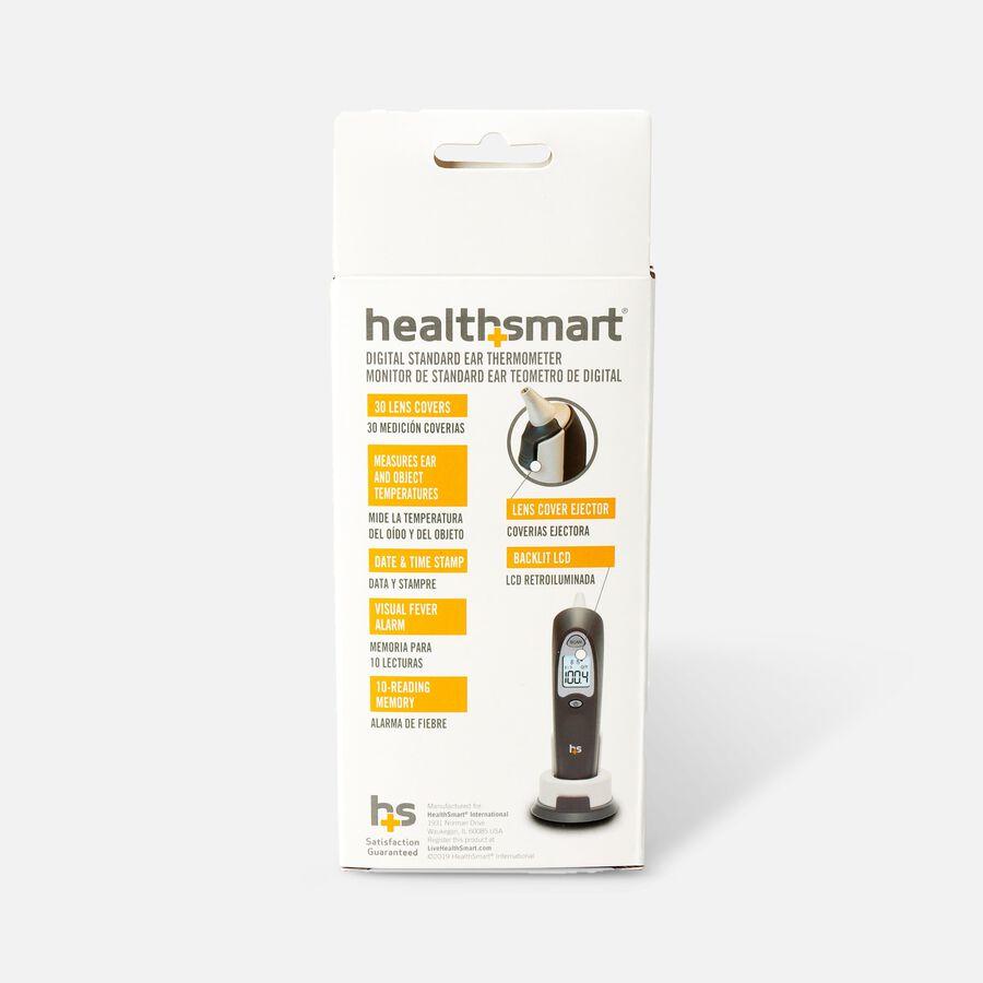 Health Smart Standard Ear Digital Thermometer, , large image number 1