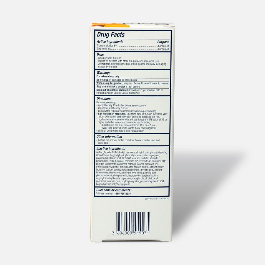CeraVe Hydrating Mineral Face Sunscreen, 2.5 fl oz, , large image number 1