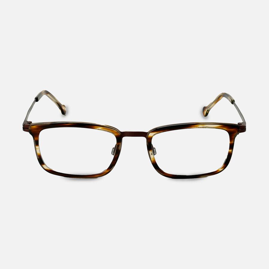 eyeOs Anton Tortoise Premium Reading Glasses, , large image number 0