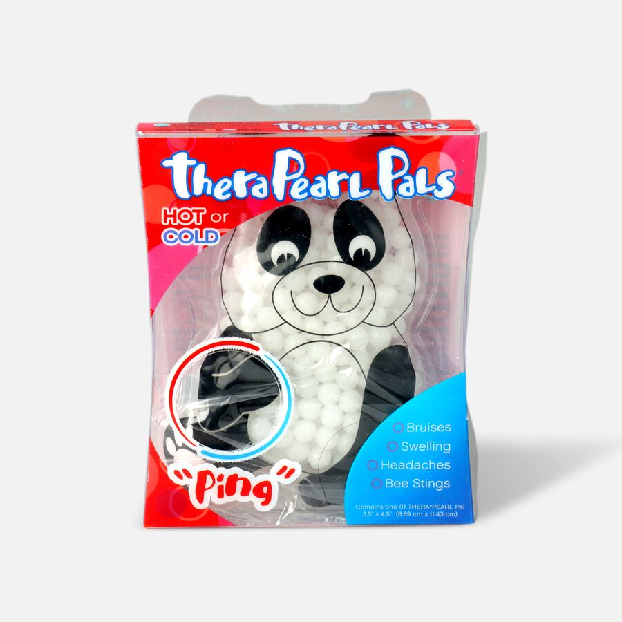 TheraPearl Pals Panda, 1 ea, , large image number 0