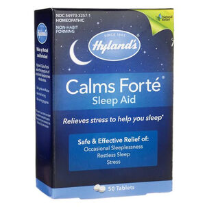 Hyland's Calms Forte Tablets, 50 ct