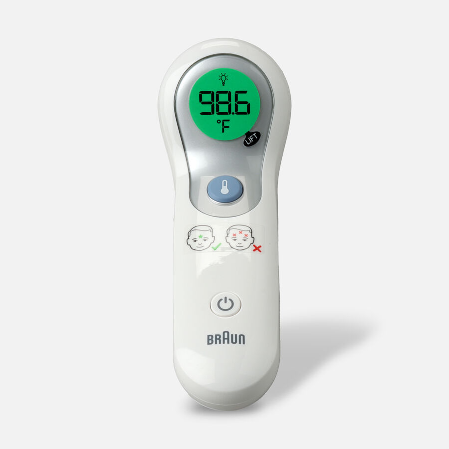 Braun No Touch + Forehead Thermometer, , large image number 2