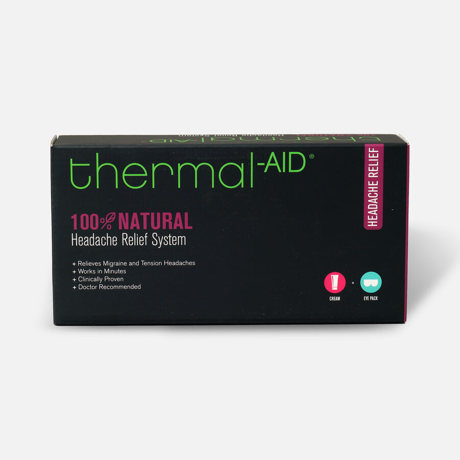Thermal-Aid Headache Relief System, , large image number 0
