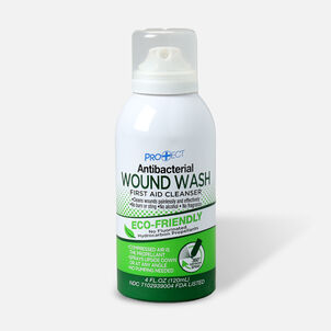Cosrich Pro+ect Antibacterial Wound Wash, 4 oz