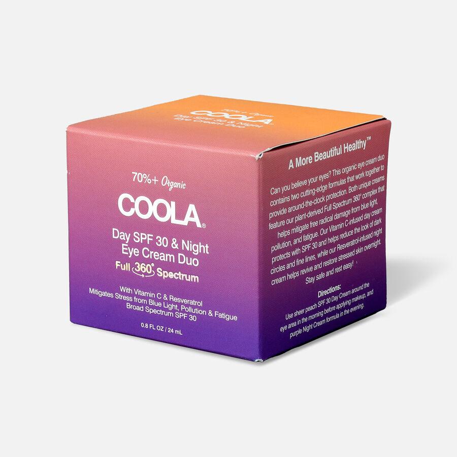 Coola Full Spectrum 360° Day SPF 30 & Night Organic Eye Cream Duo, , large image number 3