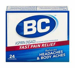 BC Powder, Regular Strength, 24ct.