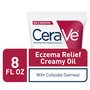 CeraVe Eczema Relief Creamy Oil, 8 oz, , large image number 4