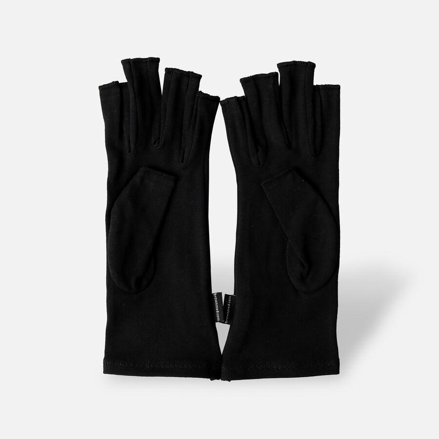 IMAK Compression Arthritis Gloves, Black, , large image number 3