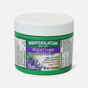 Mentholatum Nighttime Vaporizing Rub