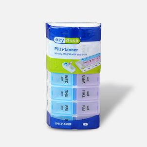 EZY Dose AM/PM Pill Planner, 1 ea