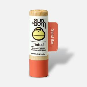 Sun Bum SPF 15 Tinted Lip Balm, Sandbar, .15 oz
