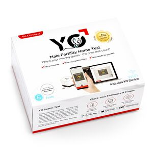 YO Home Sperm Test 2.0 WiFi Kit, 6 Count