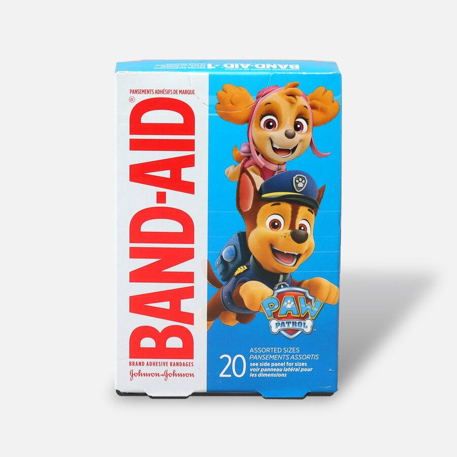 Band-Aid Adhesive Bandages, Nickelodeon Paw Patrol, Assorted Sizes, 20 ct., , large image number 1