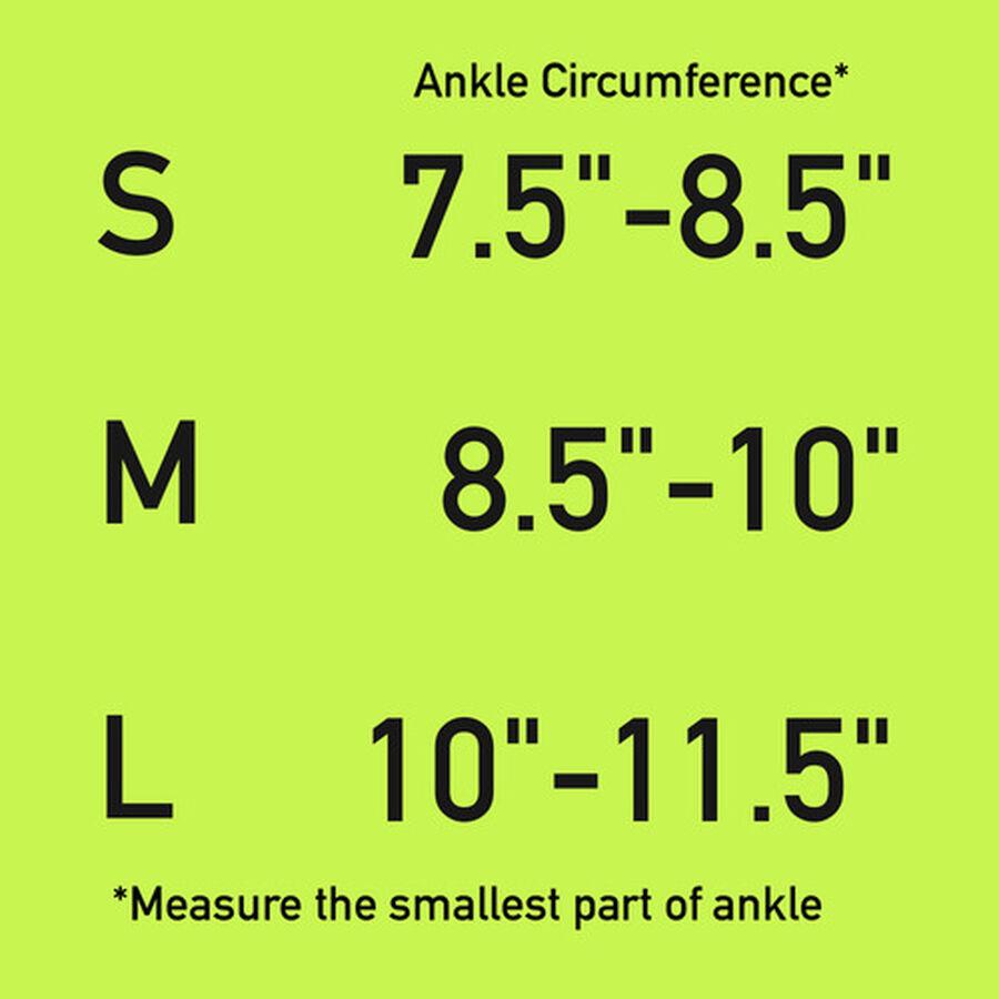 Spark Kinetic Compression Ankle Sleeve, , large image number 3
