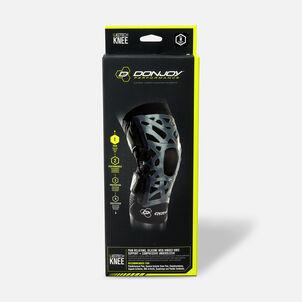 DonJoy Performance Webtech Knee Brace, Black, Medium