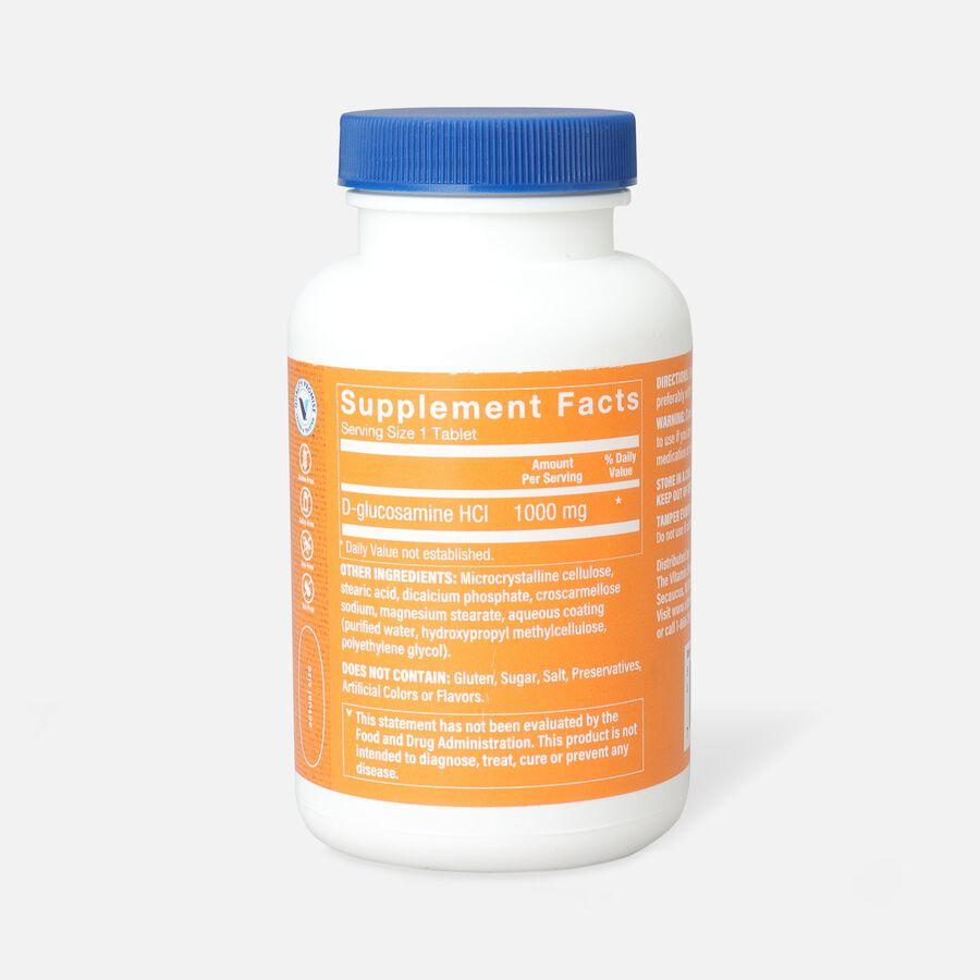 Vitamin Shoppe Glucosamine, 1,000 mg, Tablets, 60 ct, , large image number 1