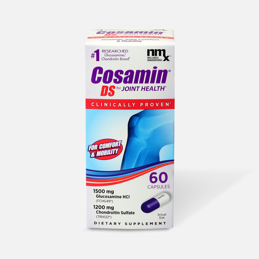 Cosamin DS Joint Health Supplement Capsules, , large image number 1