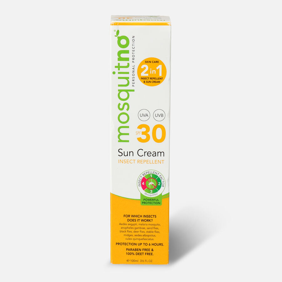 MosquitNo 2-n-1 Sun Cream SPF 30, , large image number 0