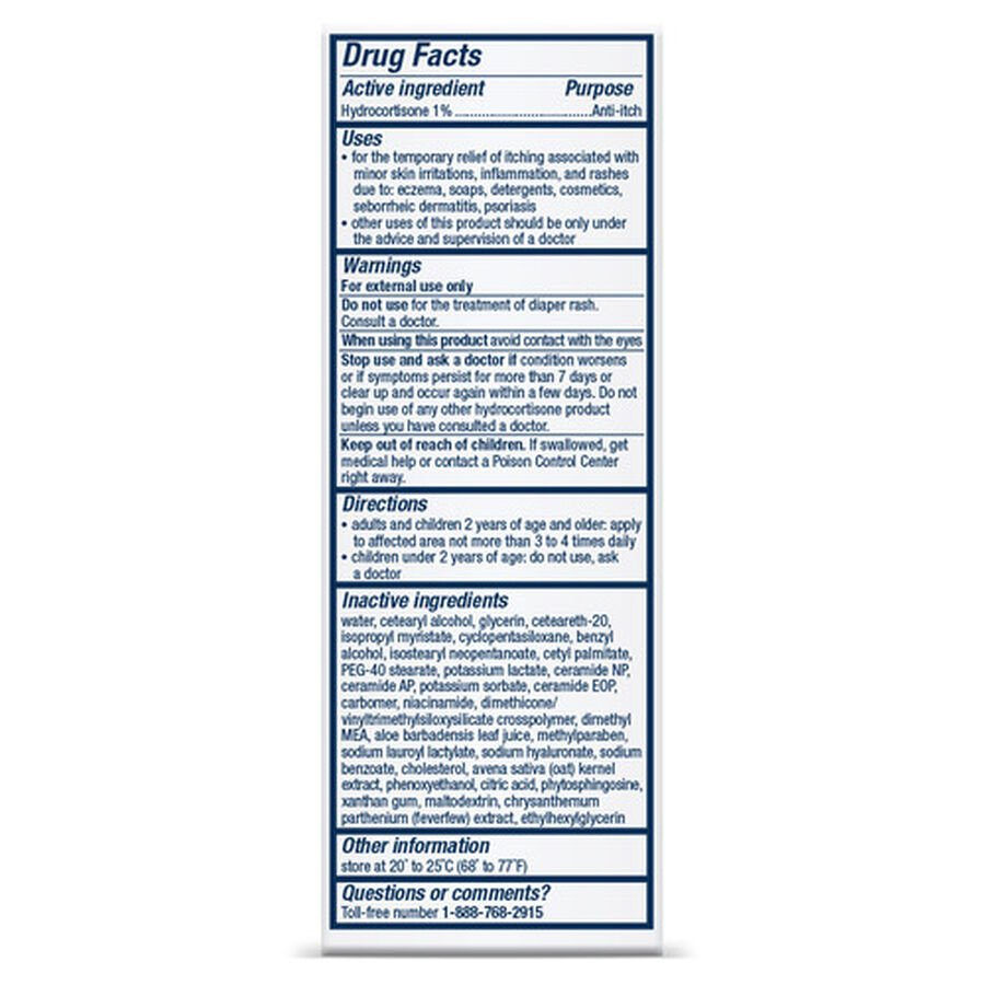 CeraVe 1% Hydrocortisone Cream, 1 oz, , large image number 5