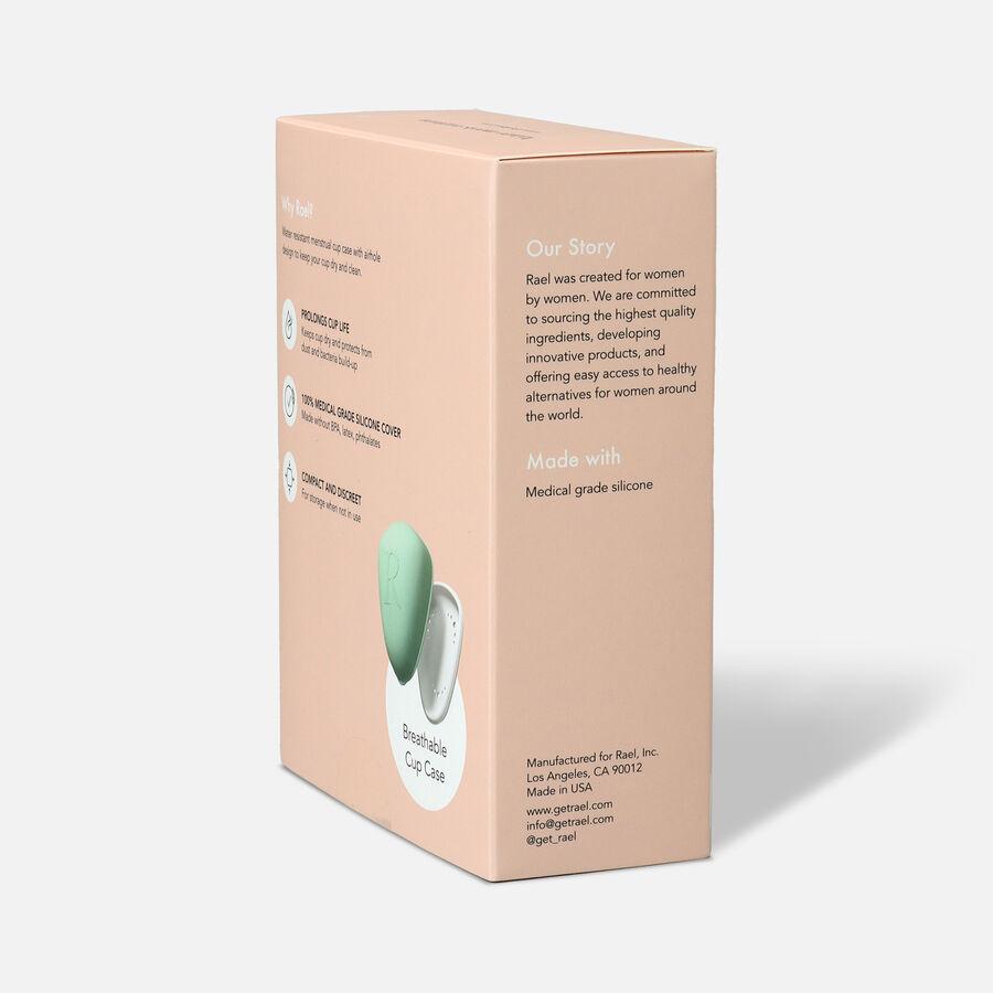 Rael Reusable Menstrual Cup Case, , large image number 6