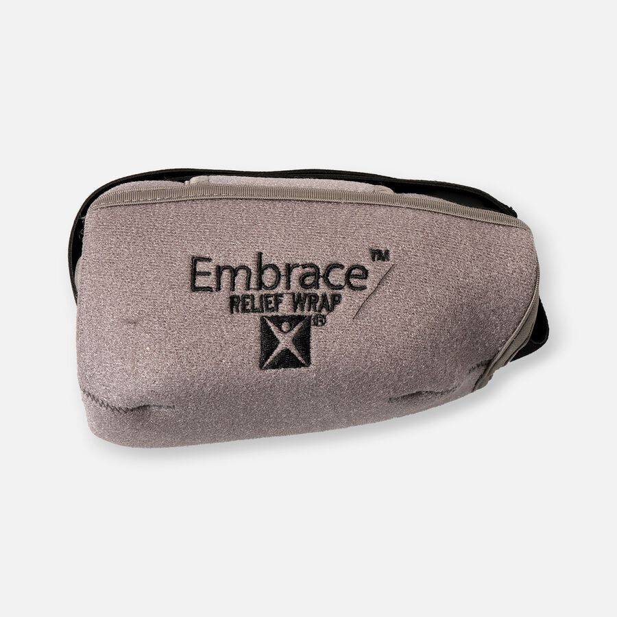 Battle Creek Embrace ™ Relief Knee Wrap – Portable, 3 Temperature Settings, Auto Shut Off, Wireless & Rechargeable Wrap, Battery-Operated Heat Therapy Wrap for Knee Pain Relief, , large image number 3