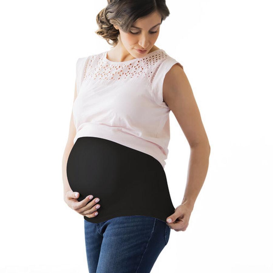 Belly Boost Belly Support, Black, X-Large, Black, large image number 6