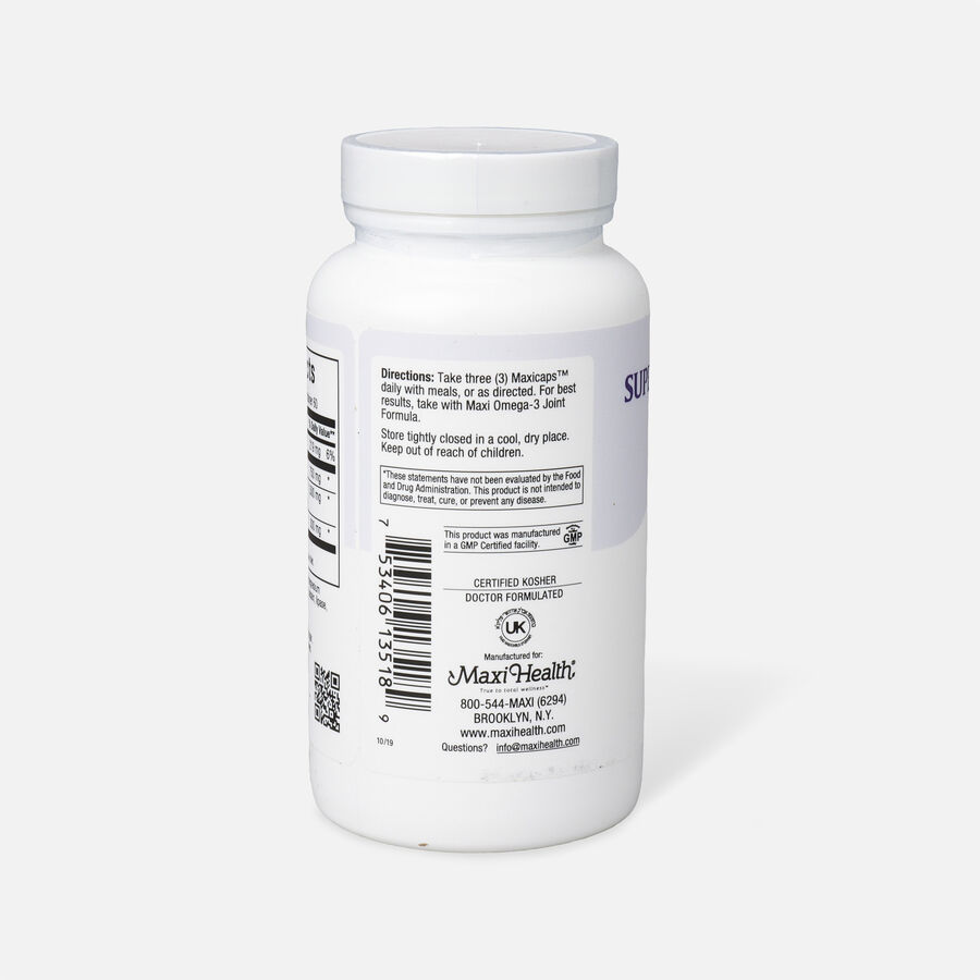 Maxi Health Super Glucosamine Complex Caps, , large image number 2
