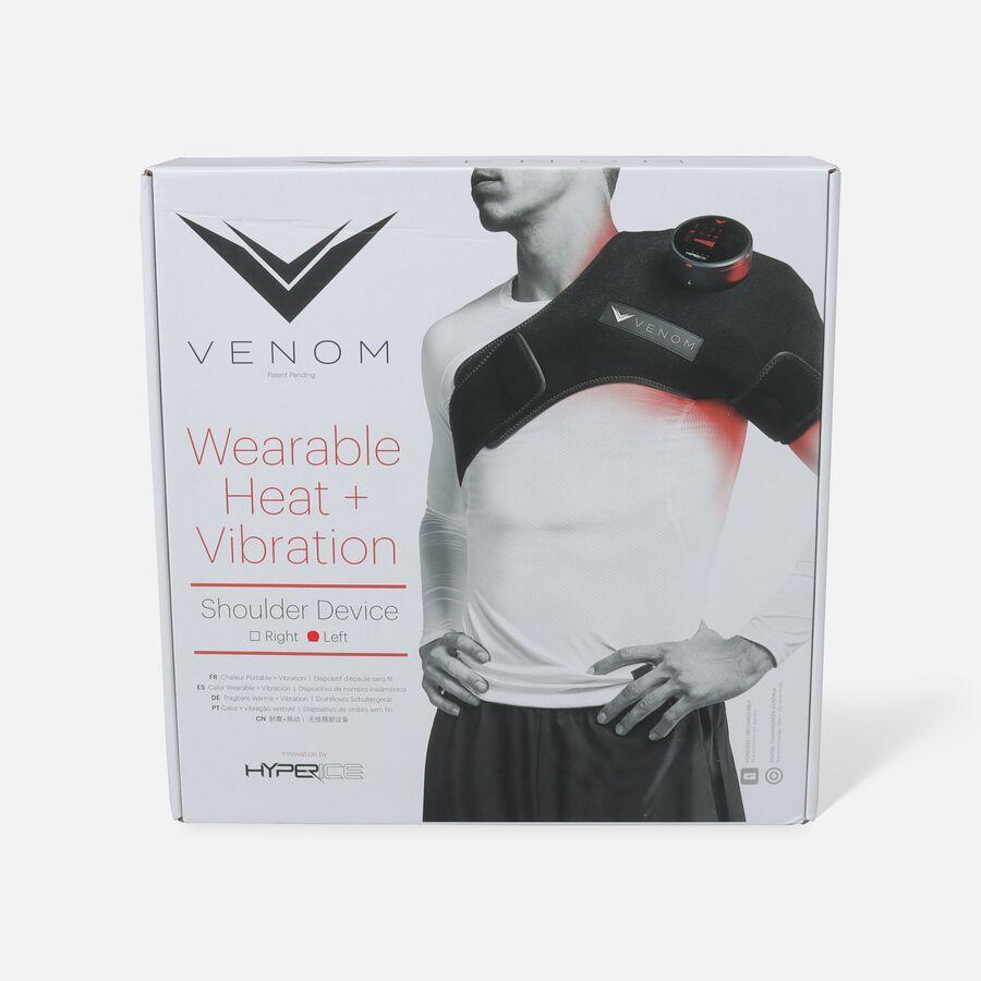 Hyperice Venom Shoulder, Left, Heat And Vibration Wrap, , large image number 4
