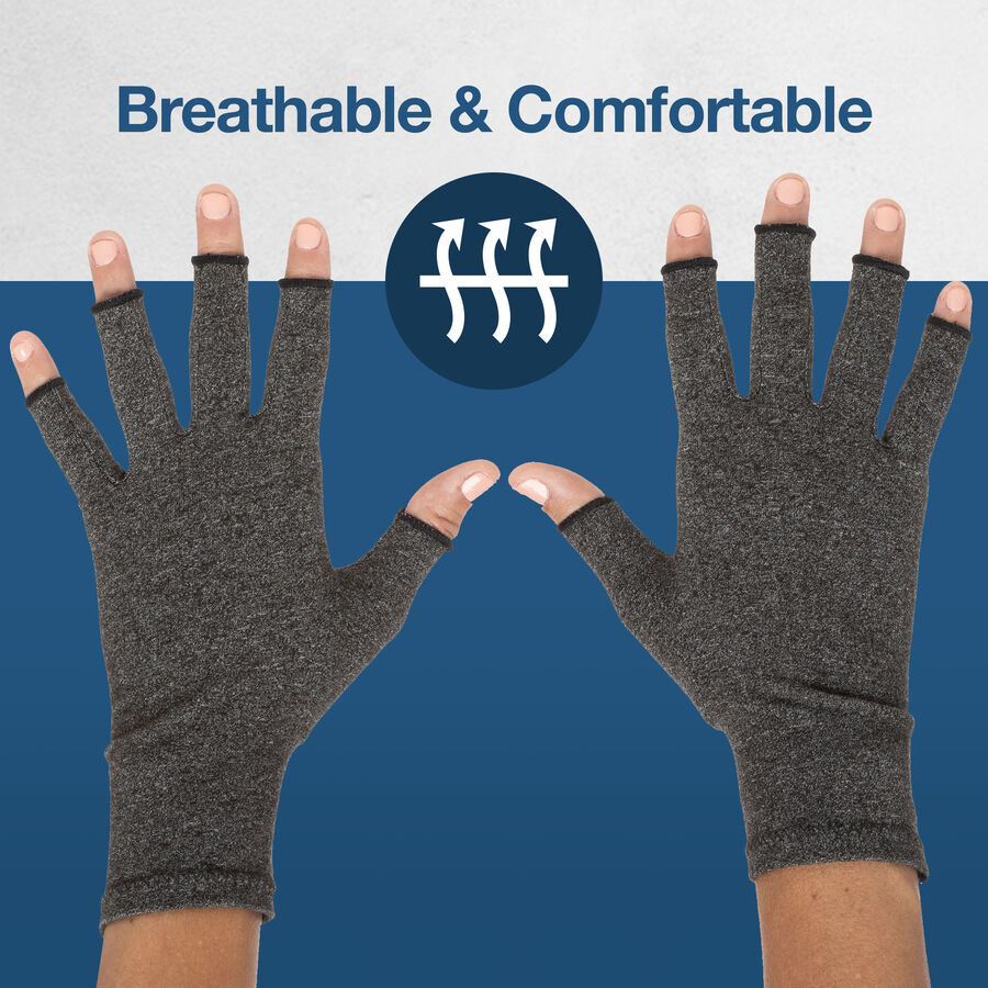 ZenToes Arthritis Compression Gloves, 1 pair, , large image number 9