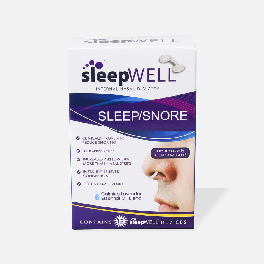 Sleep Well Internal Nasal Dialator, 12 ct, , large image number 1