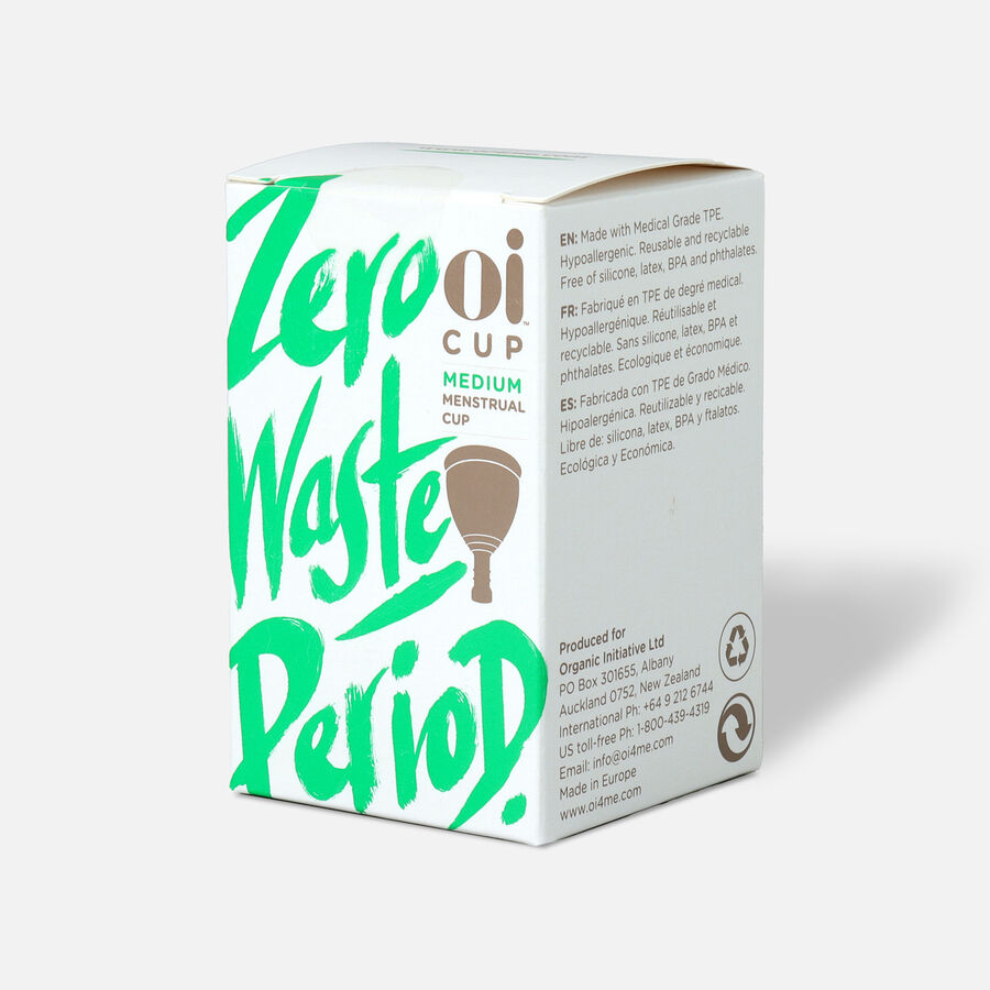 Oi Menstrual Cup, Recyclable, , large image number 2