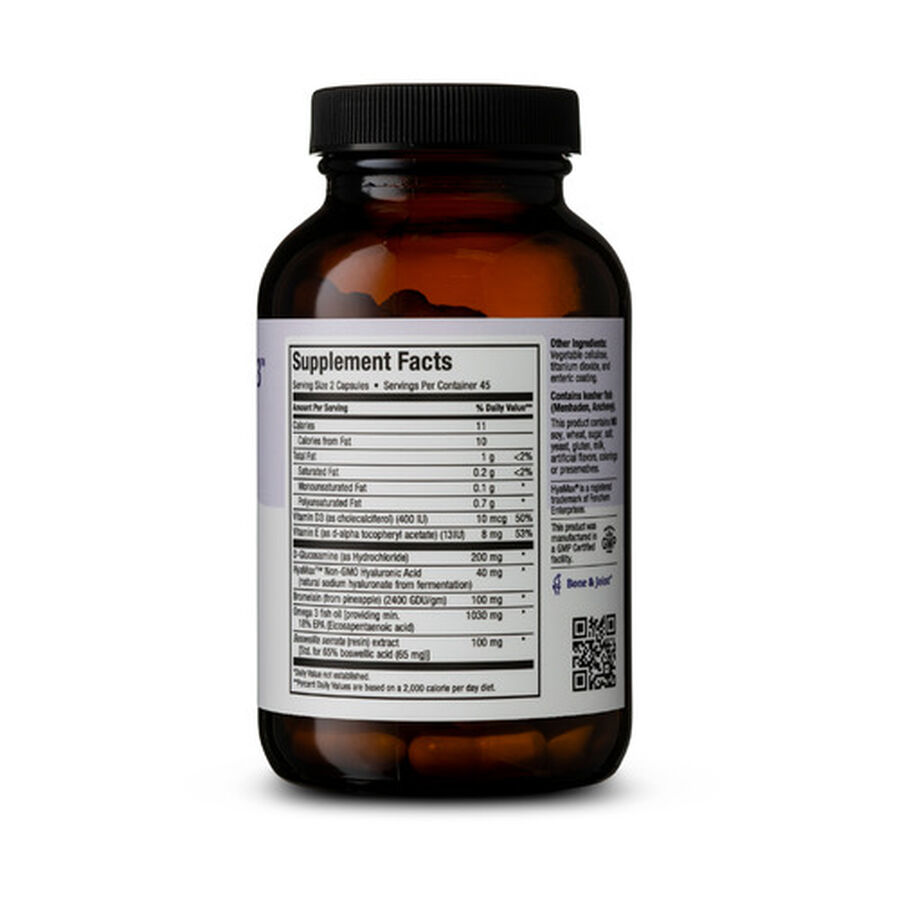 Maxi Health Maxi Omega 3 Joint Formula Capsules, 90 ct, , large image number 2