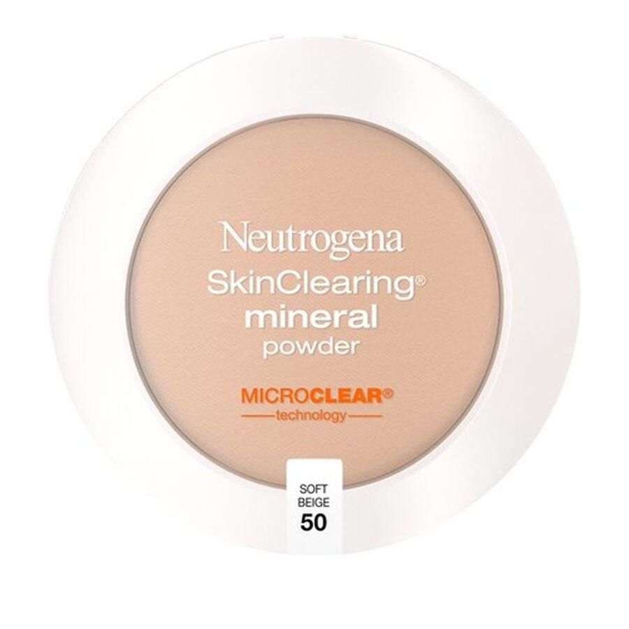 Neutrogena SkinClearing Mineral Powder, .38 oz, , large image number 4