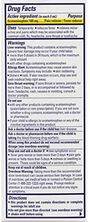 Little Fevers Infant Fever & Pain Reliever, Dye-Free Grape, 4 oz, , large image number 1