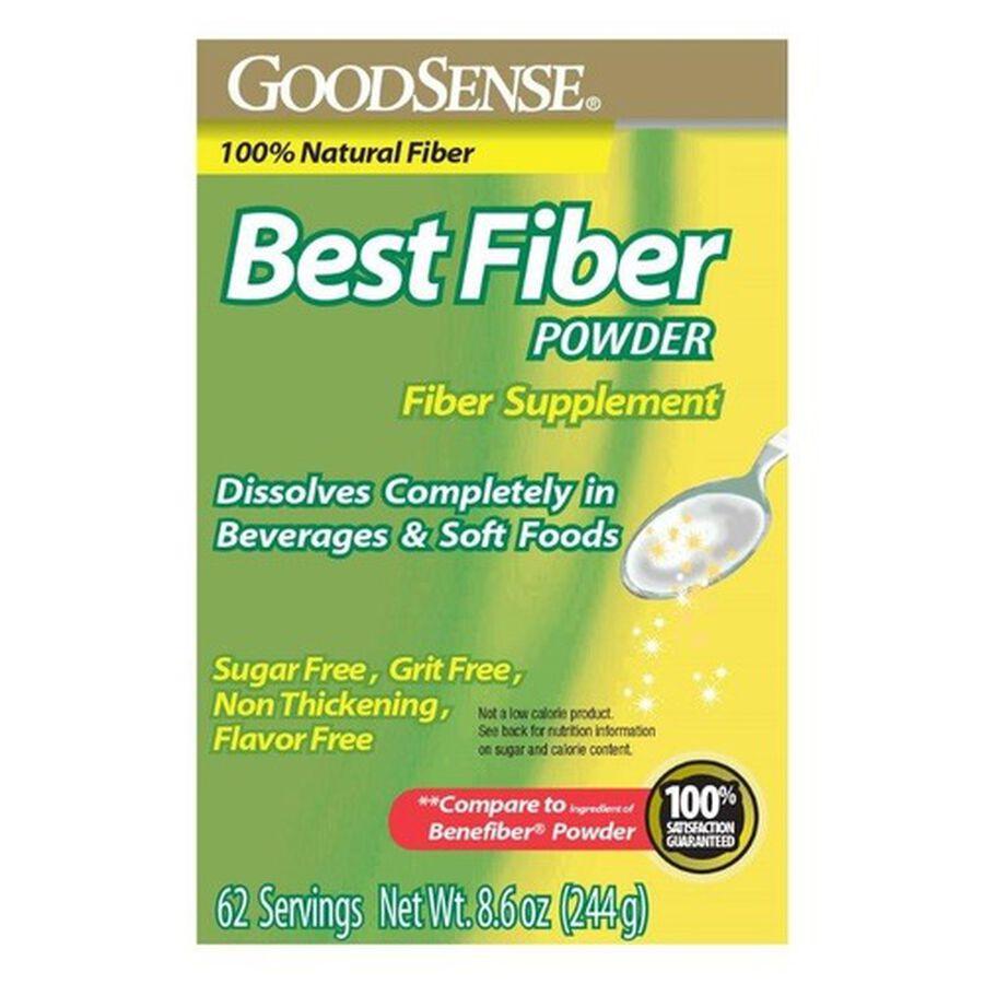 GoodSense® Best Fiber Powder Sugar/ Flavor Free 62 Servings, 8.6 oz, , large image number 0