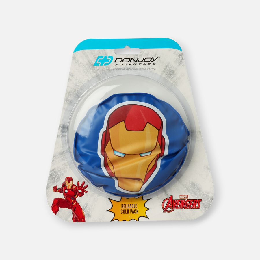 DonJoy Marvel Reusable Cold Pack - Iron Man, , large image number 0