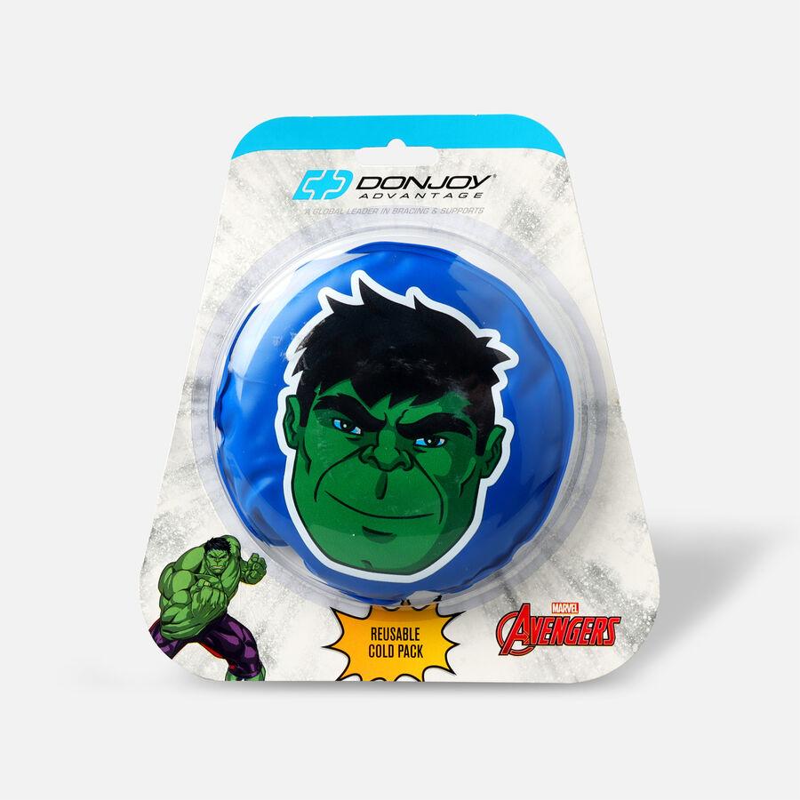 DonJoy Marvel Reusable Cold Pack - The Hulk, , large image number 0