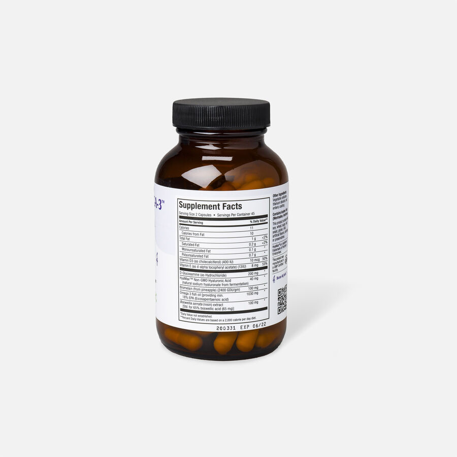 Maxi Health Maxi Omega 3 Joint Formula Capsules, 90 ct, , large image number 1