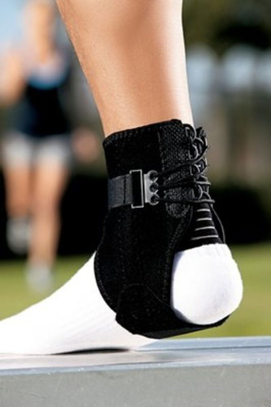 Ace Ankle Brace with Side Stabilizers, One Size, , large image number 4