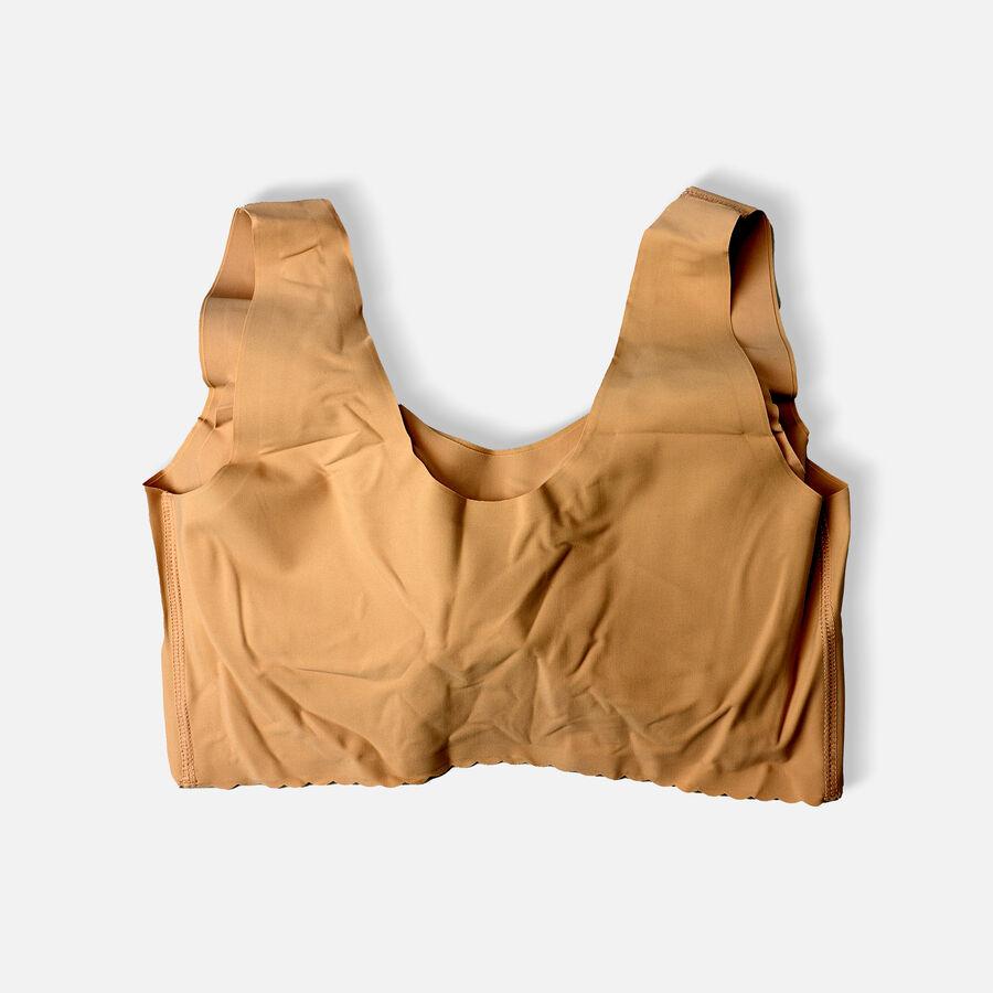 Belly Bandit Anti Post-Mastectomy Bra, Scoop Neck, Nude, , large image number 2